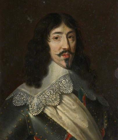 LUIS XIII DE FRANCIA (EL JUSTO)