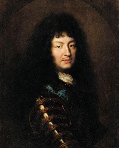 LUIS XIV DE FRANCIA (REY DEL SOL)