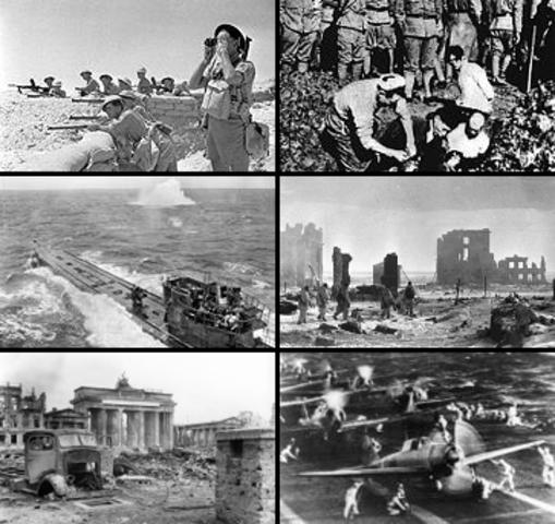Guerra Fría Y El Desarrollo Del Trabajo Social Timeline Timetoast
