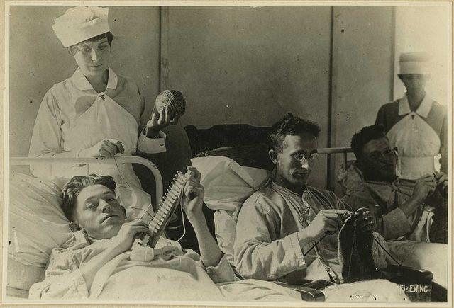La primera escuela de enfermería
