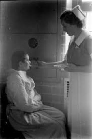 Naion Leage for Nursing