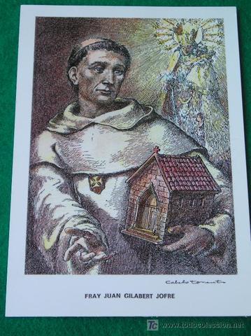 Fray Juan Gilabert Jofré