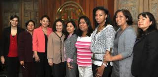 Creación del Consejo Andino Asesor de Altas Autoridades de la Mujer e Igualdad de Oportunidades.