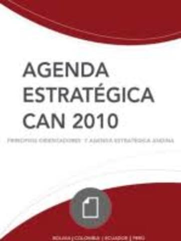 El Consejo Andino de Ministros de RREE, en reunión ampliada con la Comisión de la CAN, aprueba la Agenda Estratégica Andina.