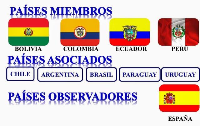 Se otorga al Reino de España el estatus de Observador de la Comunidad Andina.