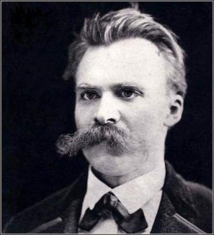 Friedrich Nietzsche Es detenido he ingresado a una clínica mental.