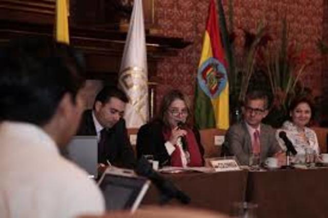 Se crea el Consejo Andino de Ministros de Cultura y de Culturas.