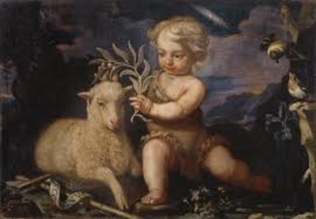 Nacimiento de San Juan Eudes