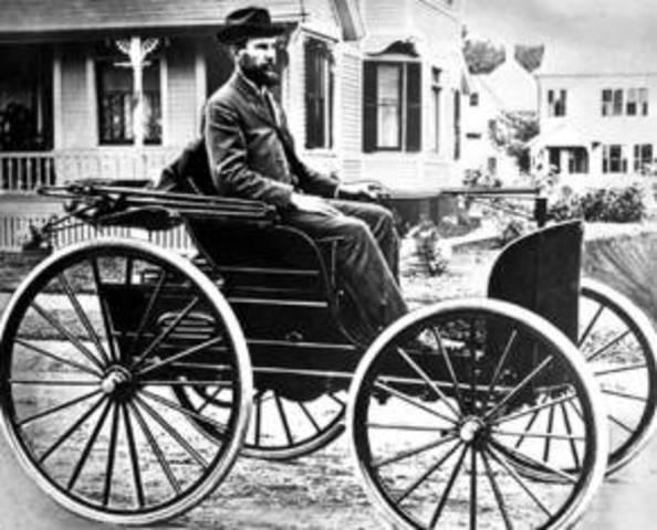 Gas powered Car