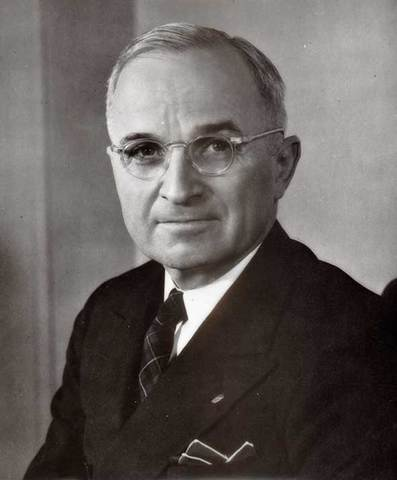 former presedent Harry S