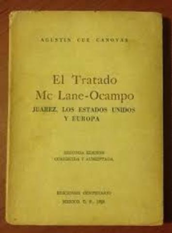 Tratado de Mclane-Ocampo