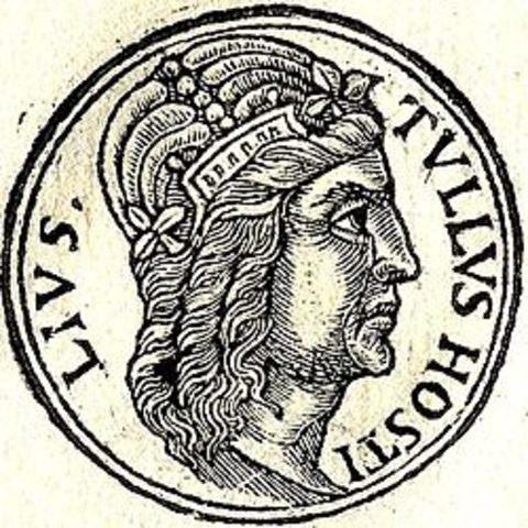 Tulius Hostílius rei de Roma