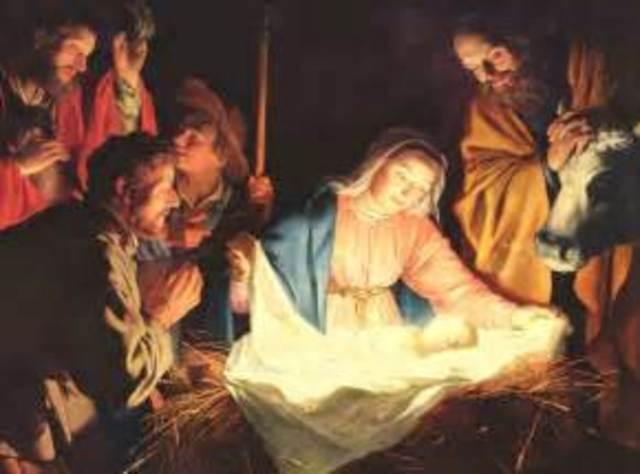 Nascimento de Jesus Cristo