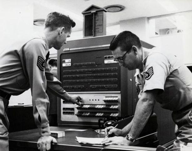 IBM Magnetic Drum Calculator