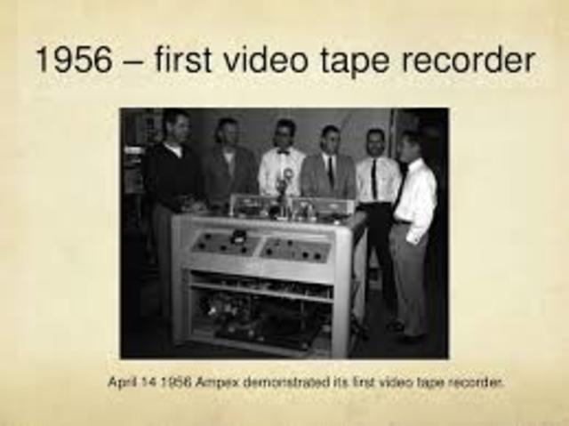 Video Tape Recorder
