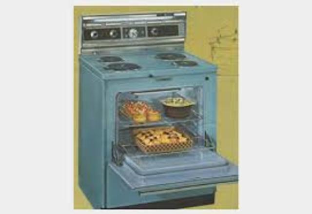 Self- Cleaning Oven
