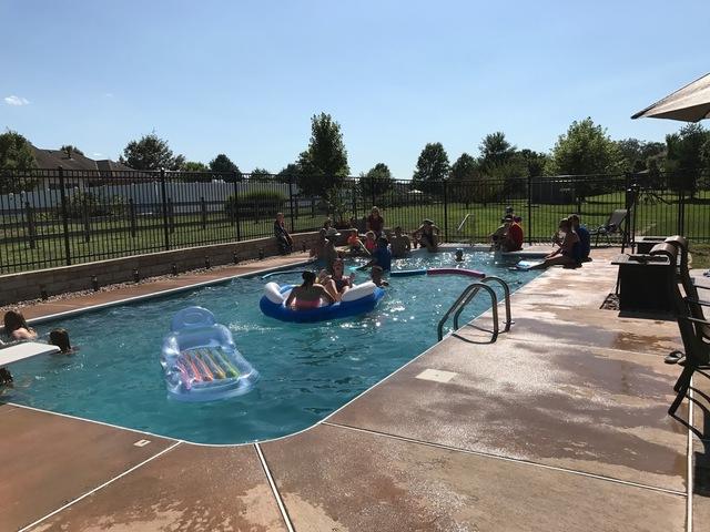 I Got My Pool