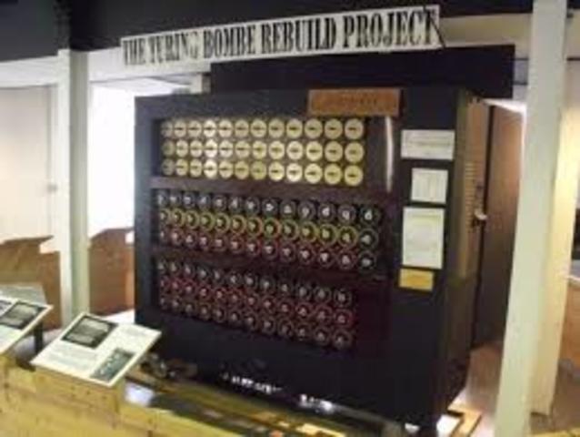 1st Modern Computer