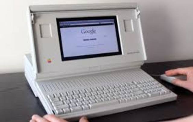 The first ever laptop