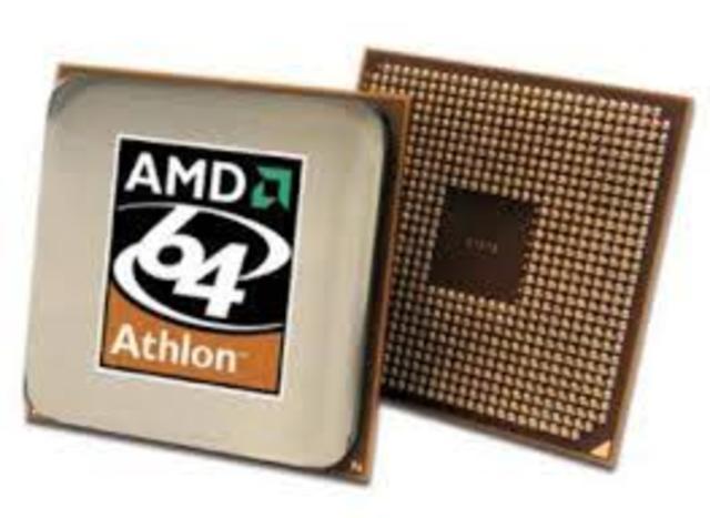 64 Bit processor