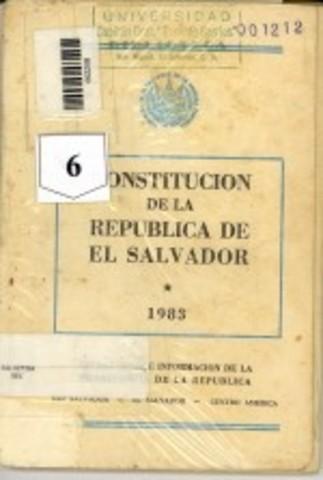 6° ETAPA de 1945 a 1983 1983 hasta la actualidad.