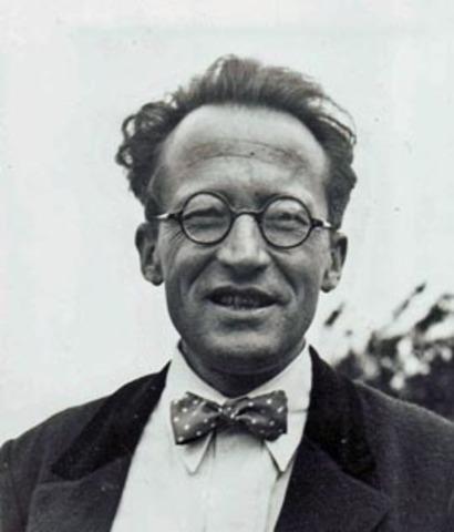 E. Shrödinger