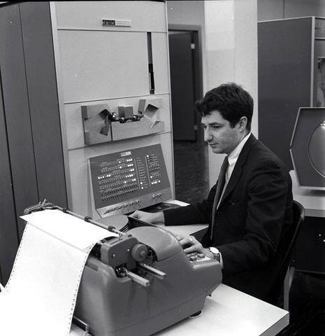 DEC PDP-1 Introduced