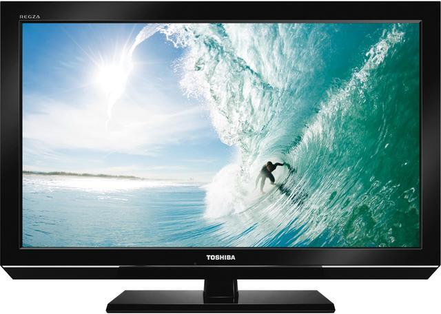 Toshiba muestra la primera televisión con pantalla LCD