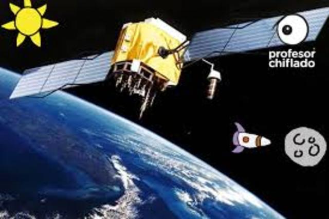 México coloca en orbita el satélite Solidaridad II