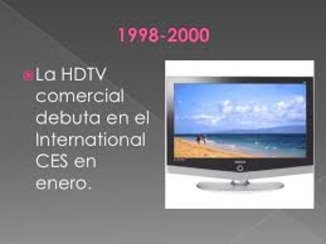 La HDTV comercial debuta en el International CES en enero