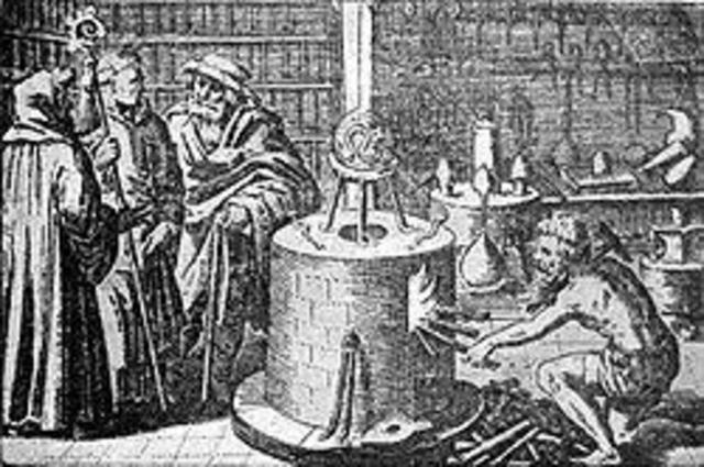 La Quimica en el siglo XVIII