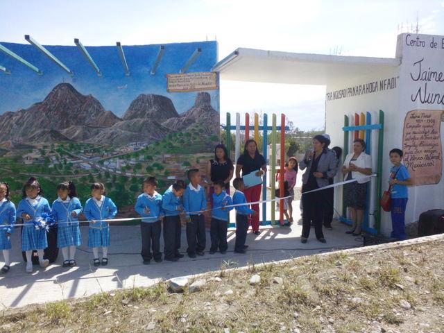 """Preescolar: Inicio de clases en el jardín de niños """"Jaime Nunó"""""""