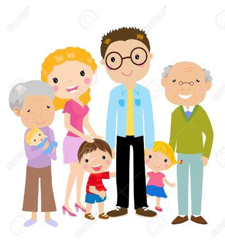 Disfrutar de los hijos y nietos