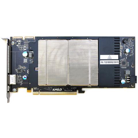 Aceleradores de cómputos de GPU AMD