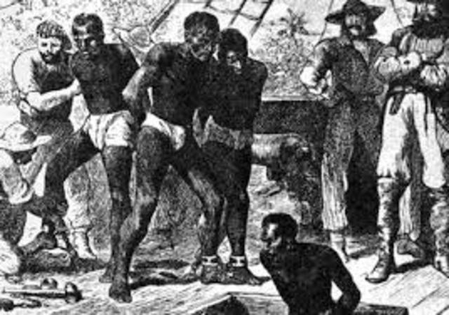 Rum to Slaves