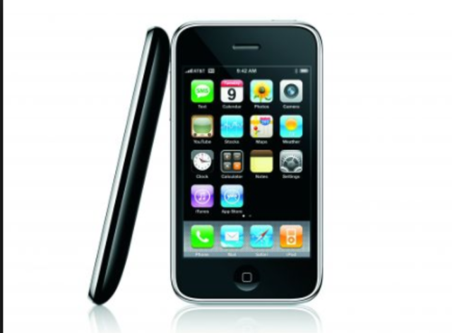 Lanzamiento de IPhone 3G