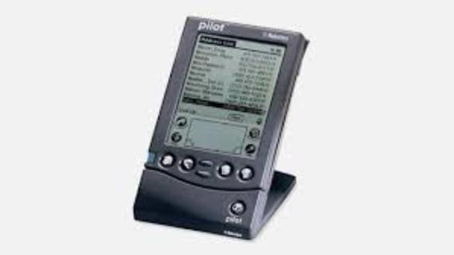 ¿PalmPilot?