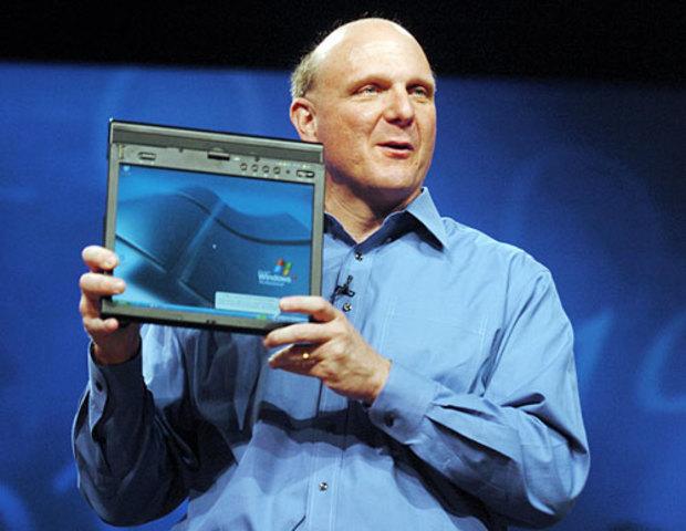 El Windows XP Tablet Edition