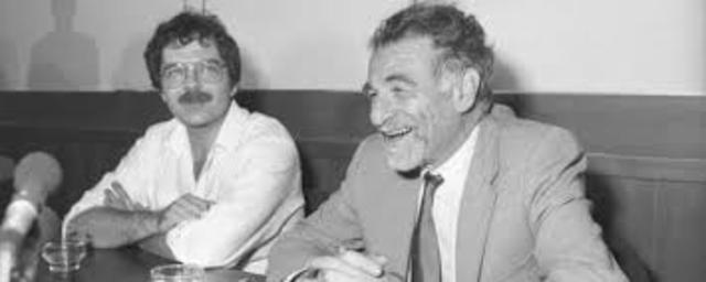 Karl Alexander Müller y Johannes Georg Bednorz