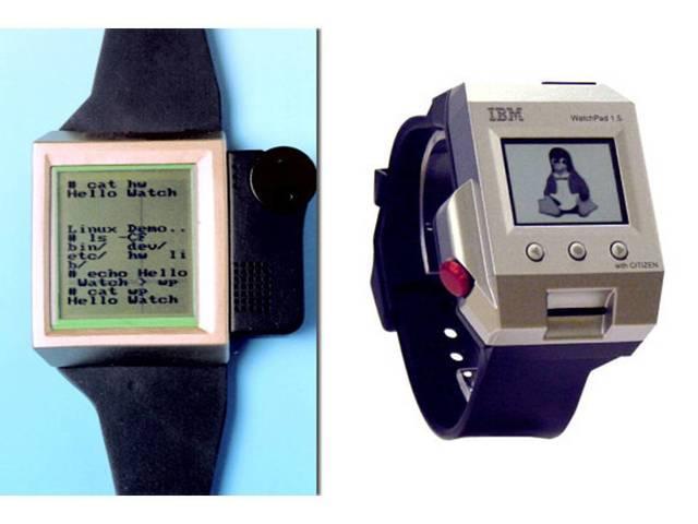 El primer Smartwatch