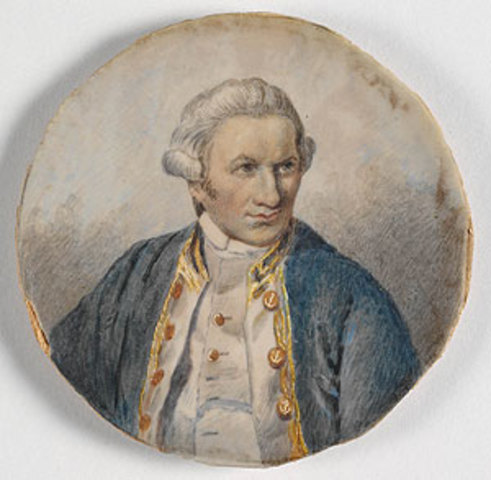Captain James Cook Expedition