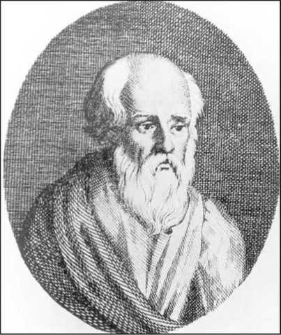 Alcmaeon on the discovery of thought