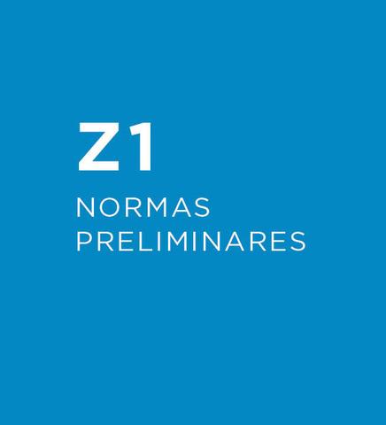 Normas Z1