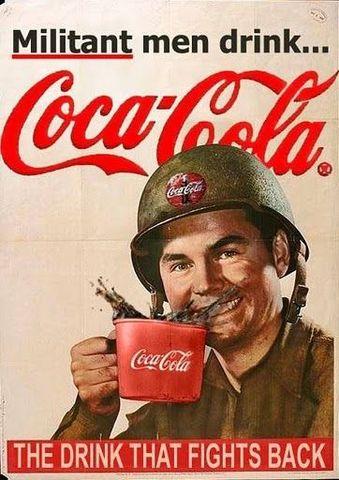 Coca-Cola in WW ll