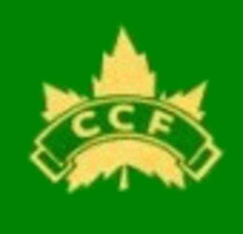 Co-operative Commonwealth Federation (CCF)