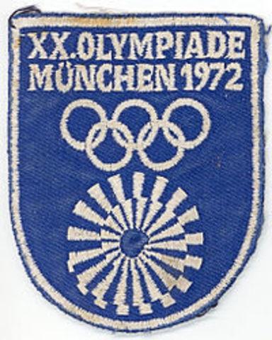 Juegos olímpicos de Múnich