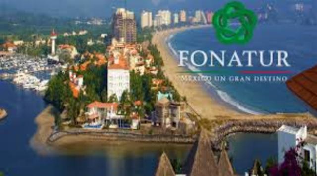 Se fusionan INFRATUR y FOGATUR para dar origen a FONATUR