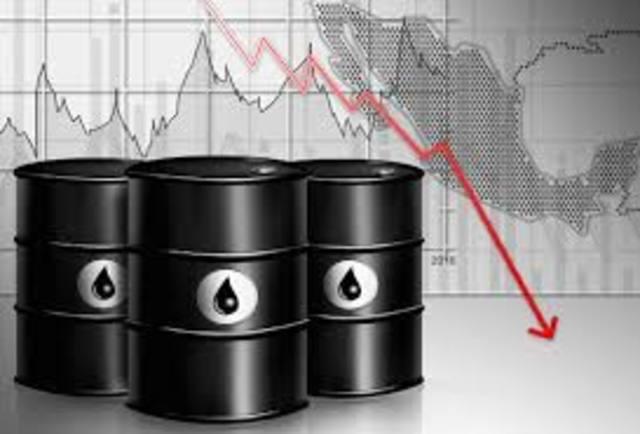 La caída de los precios del petróleo