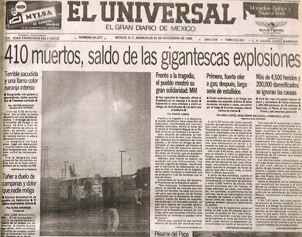 Explosión de San Juanico