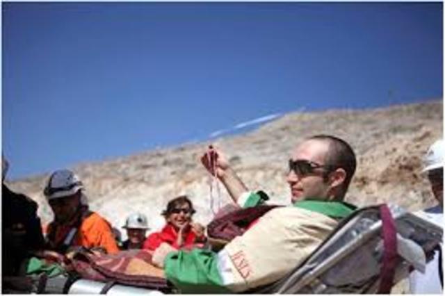 Rescate de los mineros en Chile